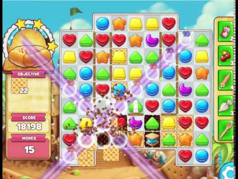 Sandy Candy Shores : Level 505
