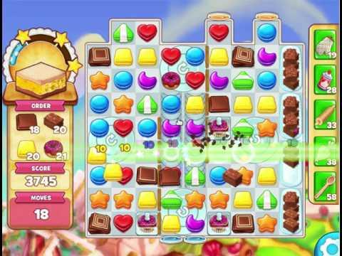 Candyshack : Level 2484