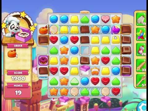 Chocholm, Sweeten : Level 2499