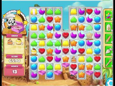 Sandy Candy Shores : Level 501