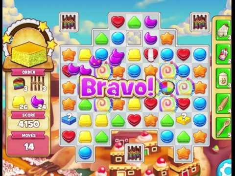 Dulce Sweets : Level 285