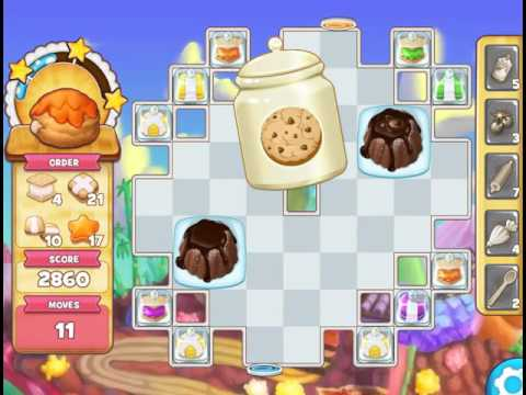White Peach Island : Level 1208