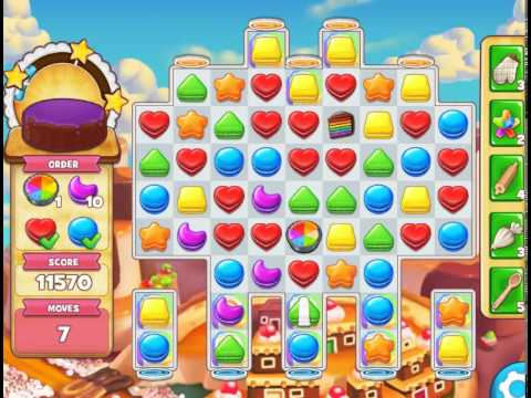 Dulce Sweets : Level 278