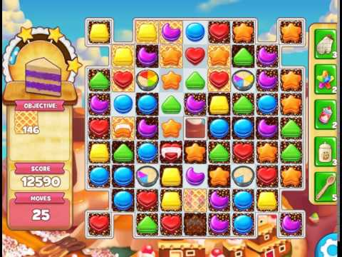 Dulce Sweets : Level 295