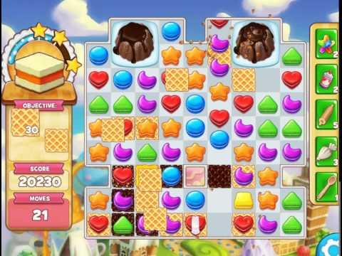 Delicious Square : Level 547