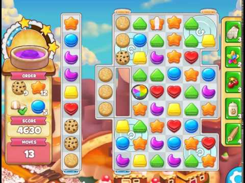 Dulce Sweets : Level 292