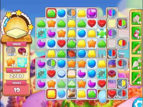 Fruity and the Feast : Level 2345