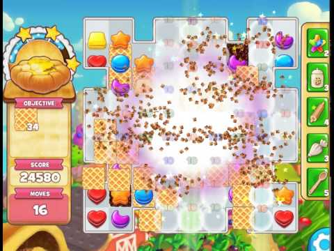 Scrumptious Farm : Level 244