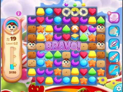 Strawberry Pieland : Level 62