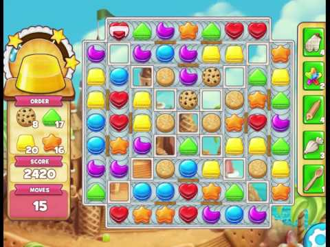 Sandy Candy Shores : Level 514