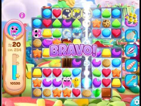 Gummy Jungle : Level 234