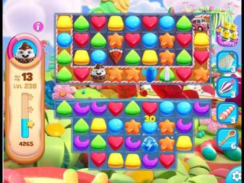 Gummy Jungle : Level 238