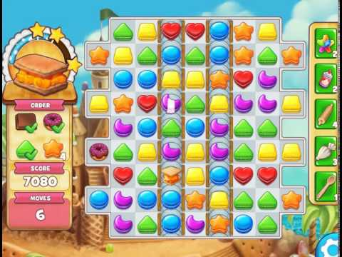 Sandy Candy Shores : Level 502
