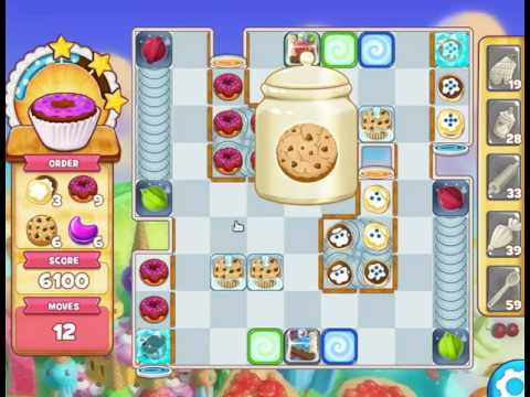 Cake Canaveral : Level 2540