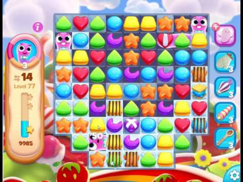 Strawberry Pieland : Level 77