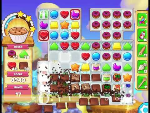 Chocolate Tortem Pole : Level 1622
