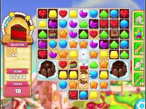 Candyshack : Level 2486