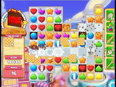 Cookie Jam : Level 3237