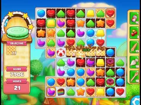 Rapuzzleberry Crumble : Level 1819