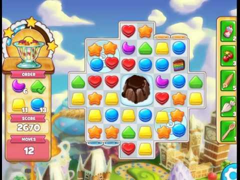 Delicious Square : Level 543
