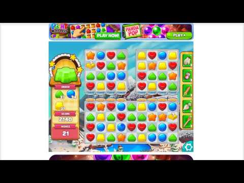 Candy Slopes : Level 123