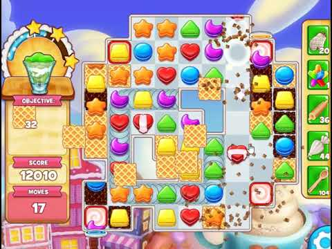 Cookie Jam : Level 3241