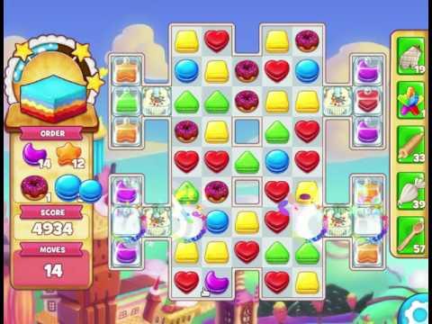 Chocholm, Sweeten : Level 2502