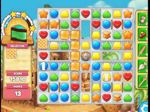 Sandy Candy Shores : Level 499