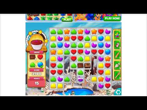 Candy Slopes : Level 130