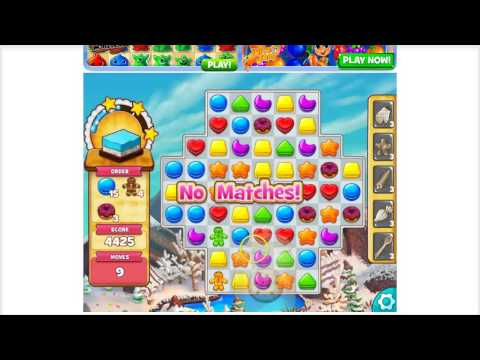 Candy Slopes : Level 132