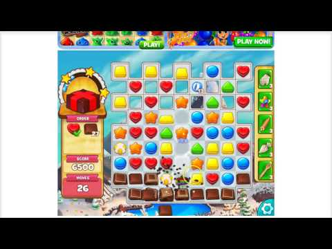 Candy Slopes : Level 133