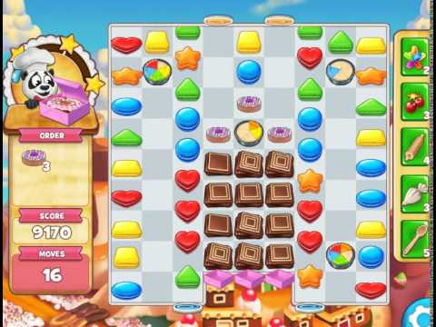 Dulce Sweets : Level 294