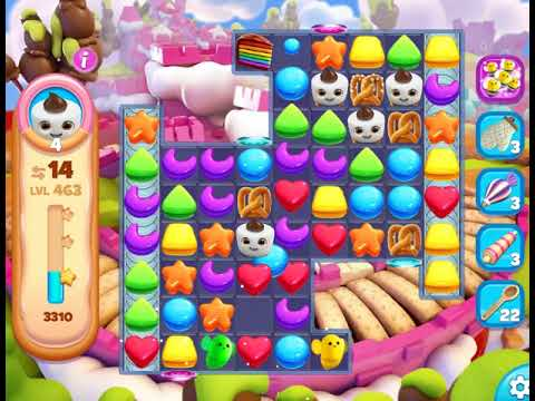 Cookie Jam Blast : Level 463