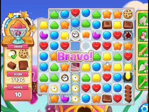 Cookie Jam : Level 3380