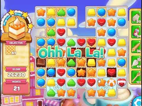Cookie Jam : Level 3239