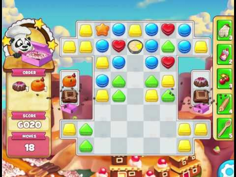 Dulce Sweets : Level 283