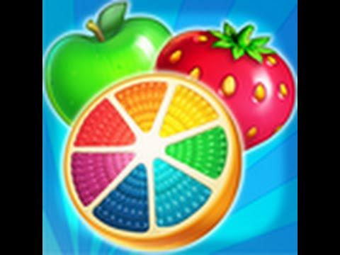 Fruitcake Fields : Level 525