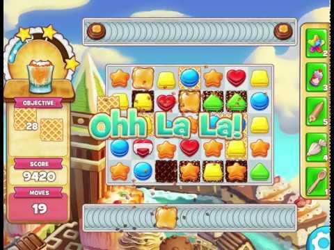 Sweet Channels : Level 578