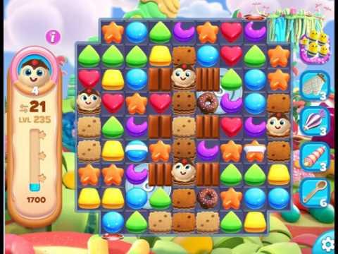 Gummy Jungle : Level 235