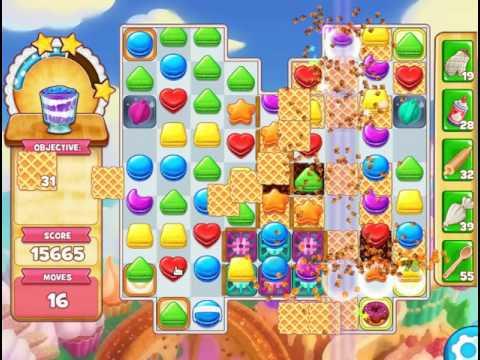 Cupcake a la Moat : Level 2444