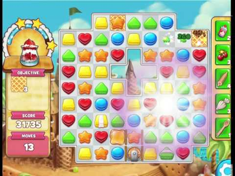 Sandy Candy Shores : Level 507