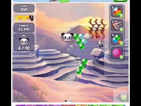 Snowy Fields : Level 541