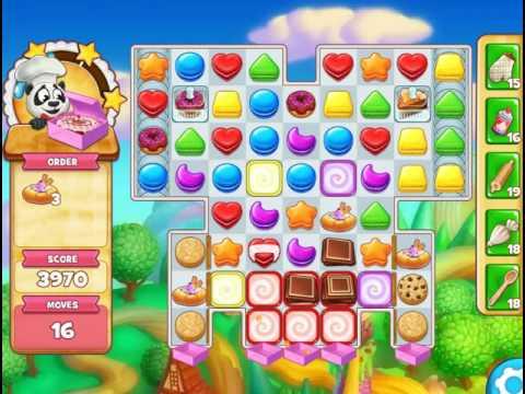 Rapuzzleberry Crumble : Level 1833