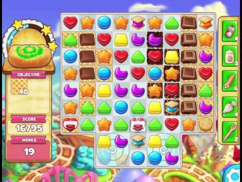 Tasty Treat Tracks : Level 1162