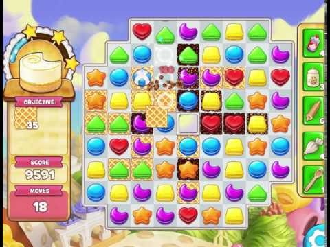Yam Yum Paradise : Level 1046