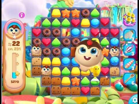 Gummy Jungle : Level 231