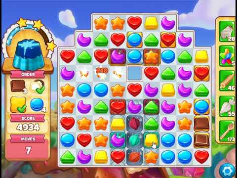 Cookie Jam : Level 3600