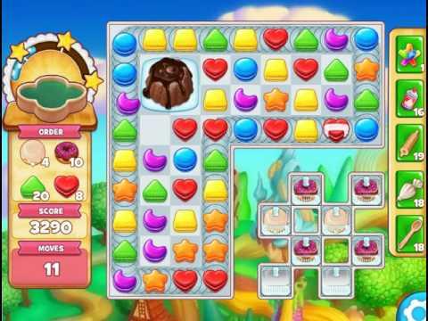 Rapuzzleberry Crumble : Level 1830
