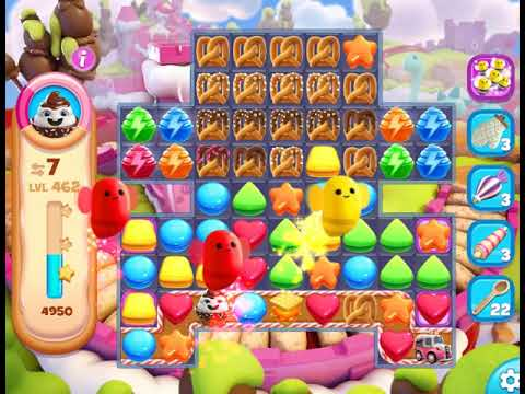 Cookie Jam Blast : Level 462