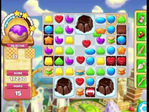Delicious Square : Level 540